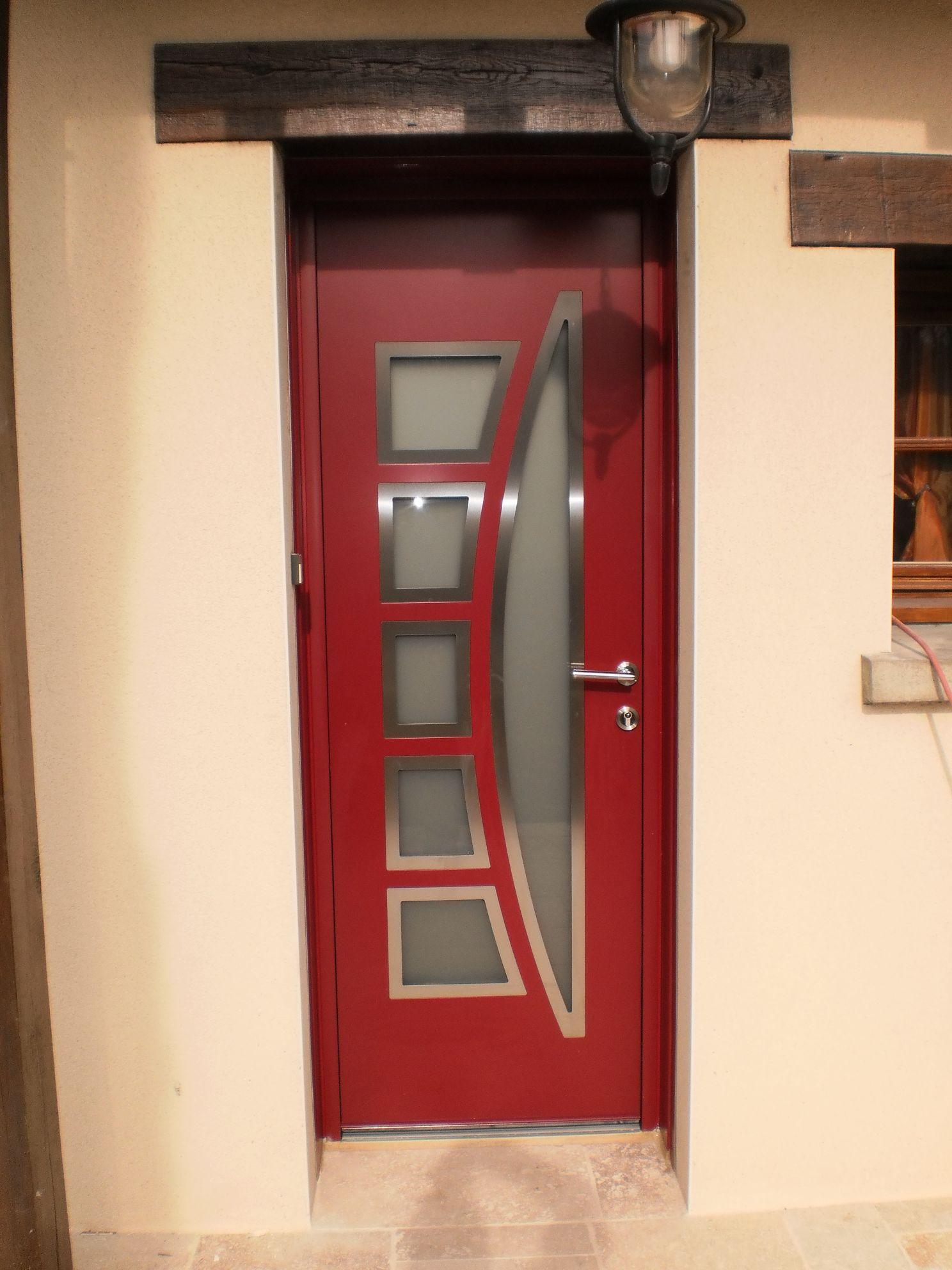 s curit quels sont les points v rifier pour bien choisir votre porte d entr e inforennes. Black Bedroom Furniture Sets. Home Design Ideas