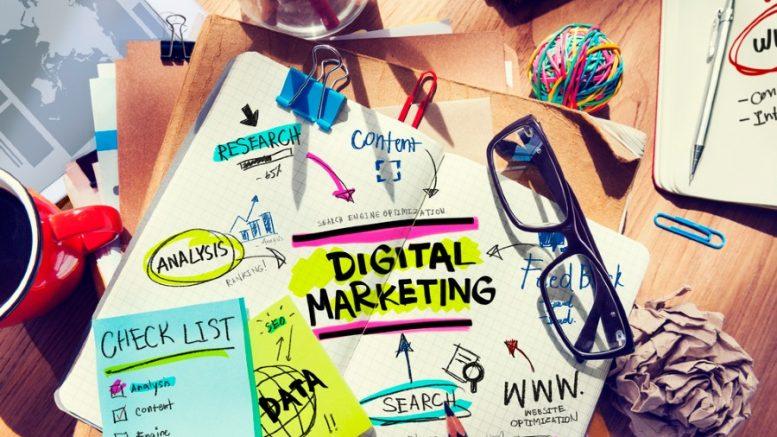 Entreprise passant au numérique